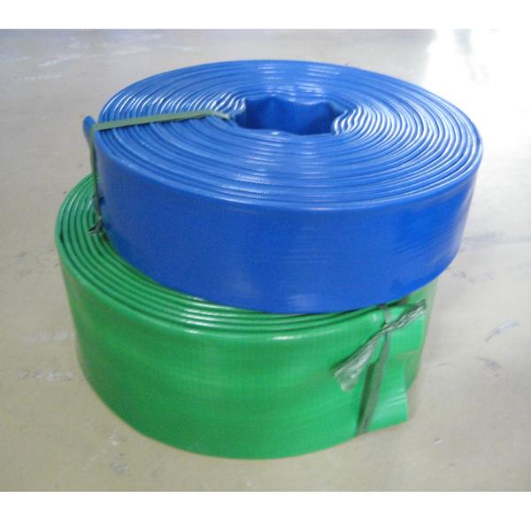 Plastic Tubes PVC LayFlat Hose,irrigation Lay Flat Hose