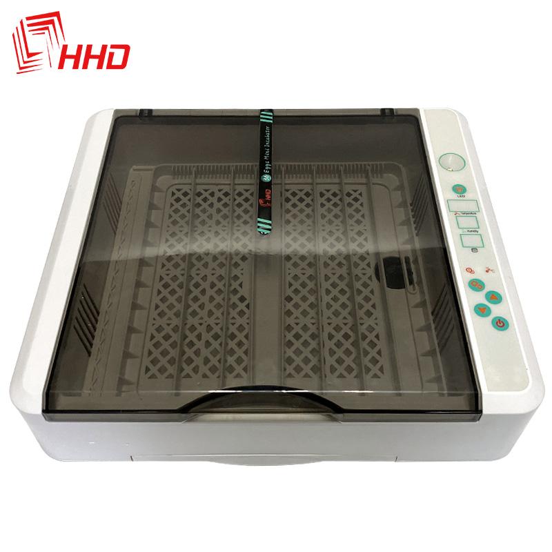 HHD full automatic cheap price 36 chicken egg incubator