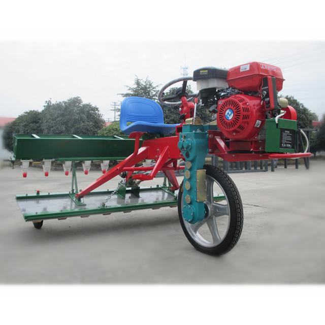 Vietnam popular rice seeding machine with tractor /hand held transplanter/seeder