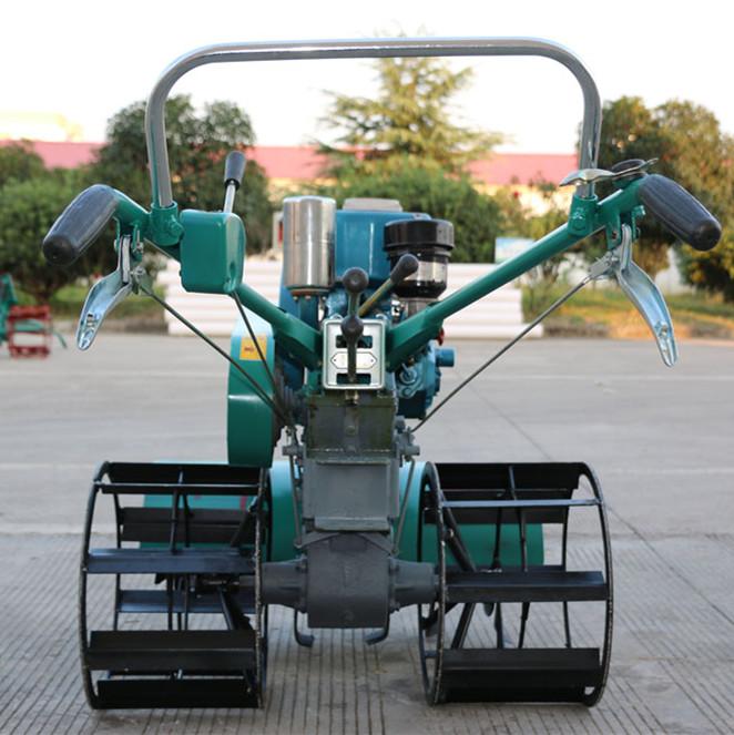 Hot selling 7hp diesel engine mini power tiller price