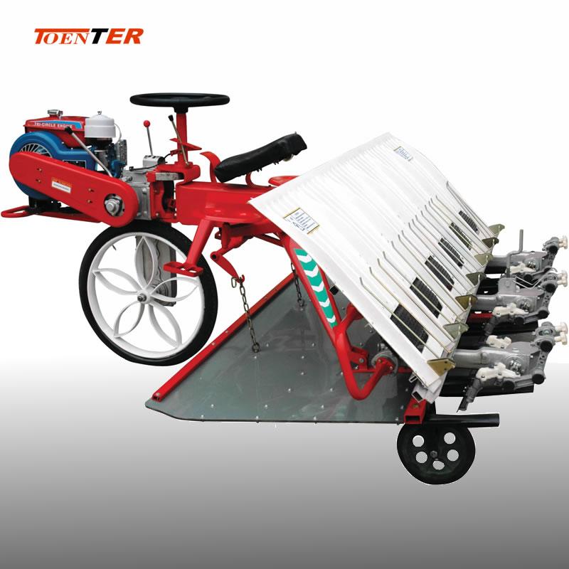 Manufacturer cheap price 8 rows rice transplanter