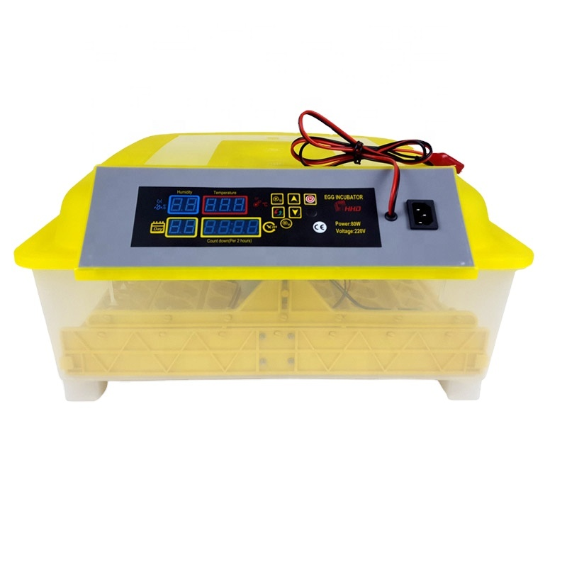 HHD good quality automatic egg incubator price for 48 eggs