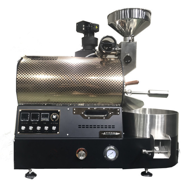 coffee roasting machines 1kg drum coffee roster china supplier
