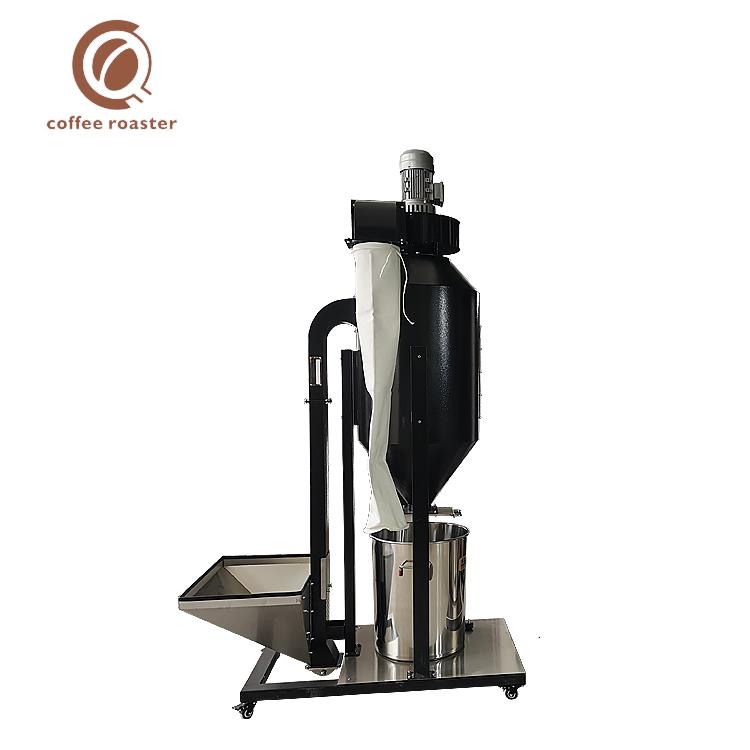 grain destoner machine for rice coffee beans destoning machine with destoner fan bag filter