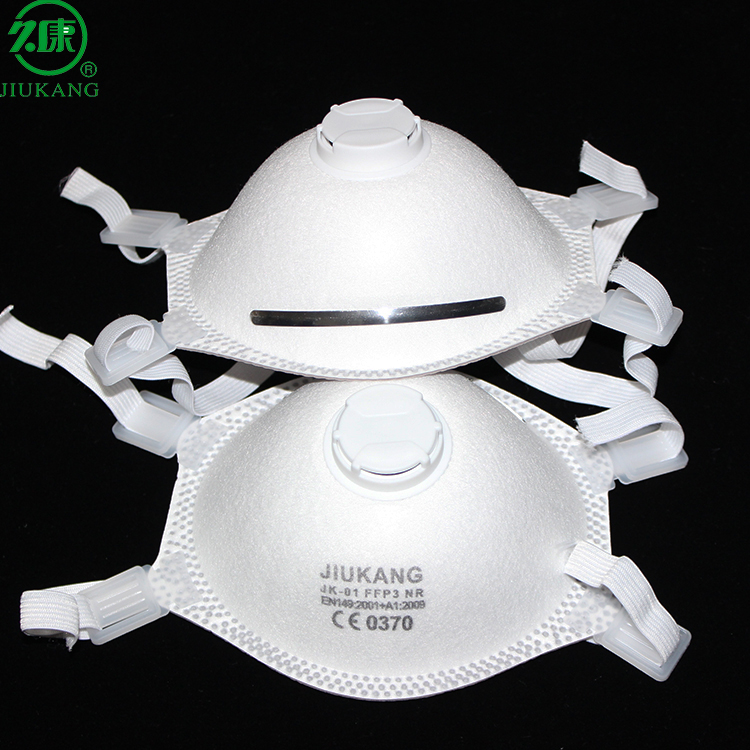 ffp3 with valve mask en149 standard