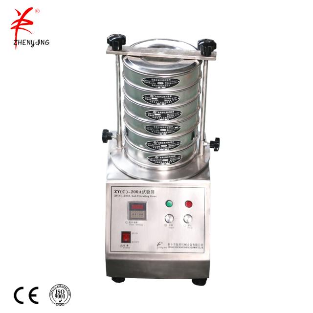 Vibratory Sieve Shakers