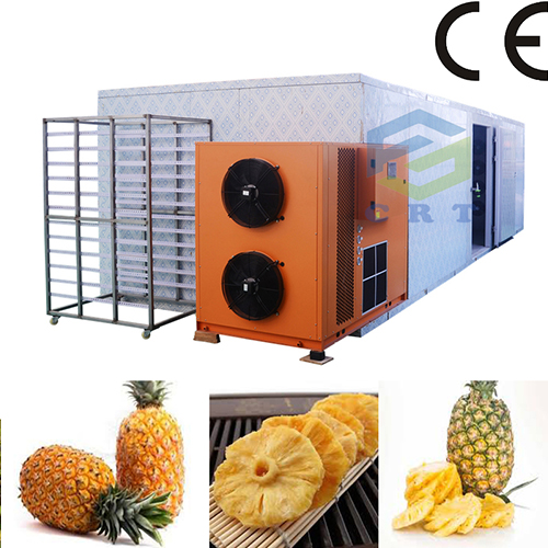 Industrial Fruit Heat Pump Dryer
