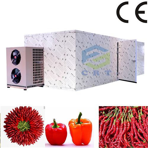 Commercial Type Industrial Heat Pump Vegetable Dryer