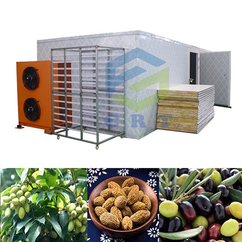 Environmental Protection Energy Saving 75% Electric Dryer