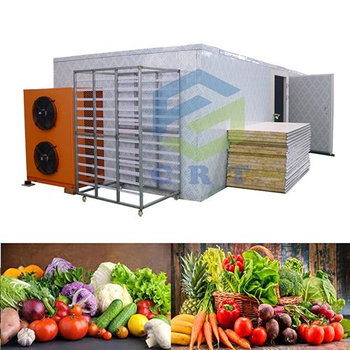 Industrial Electirc Heat Pump Vegetable Drying Oven