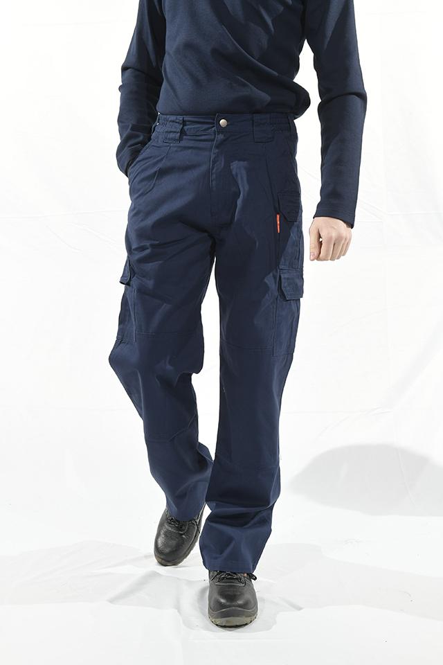 100% cotton FR cargo pants