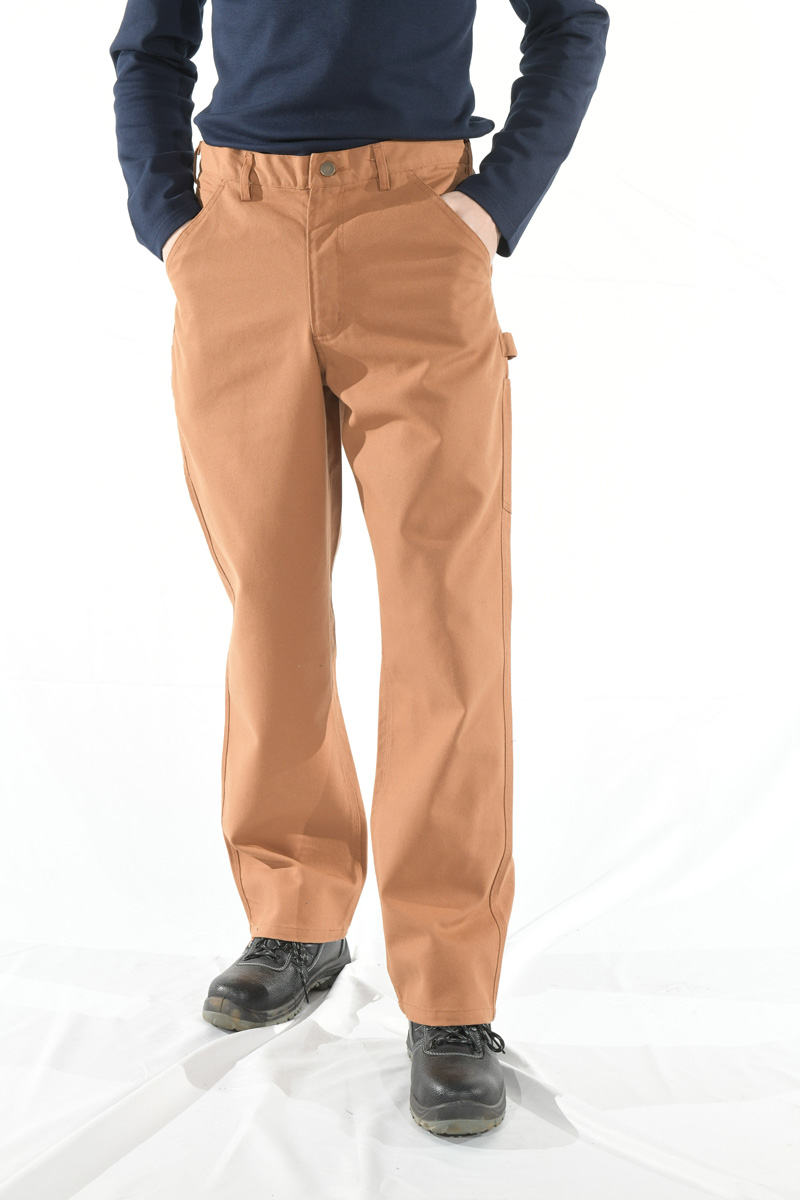 100% cotton duck FR working pants