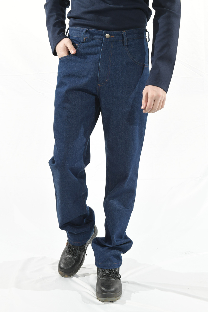 11.5oz FR jeans with UL certificated